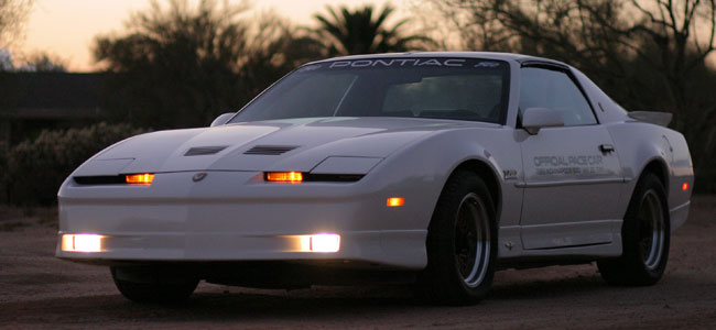 My 1989 Pontiac Turbo Trans Am