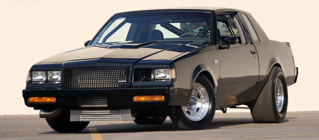 Early History of the Buick Grand National and Performance