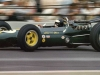 Jim Clark Driving #6 Lotus At 1964 Indianapolis 500