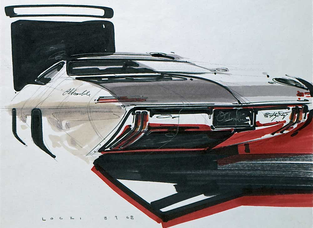 Flashpoint on Volvo S60 Sketch