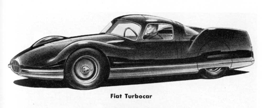 Hawthorne Fiat Dealer >> Sports Cars of the Future by Strother MacMinn - Dean's Garage