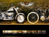 100th Anniversary of Harley-Davidson by Peter Maier poster