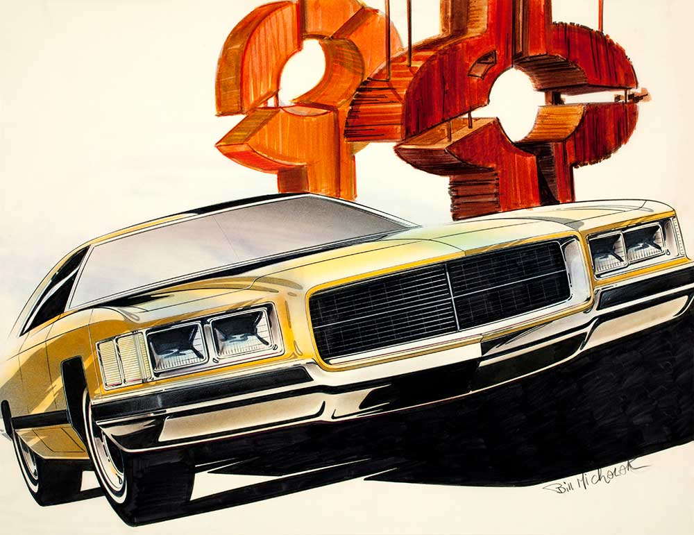 1000 images about concept cars on pinterest 1970s for Garage concept auto