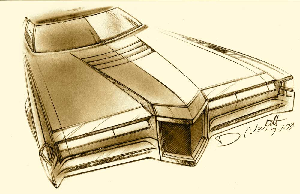 Personal Luxury Cars Of The 1970s Part 1 Dean S Garage