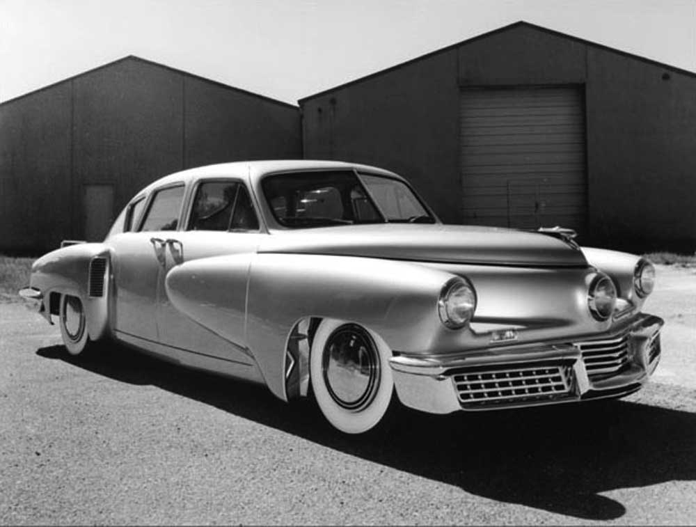 Alex Tremulis And The 1948 Tucker Dean S Garage
