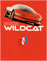 Buick Wildcat Brochure