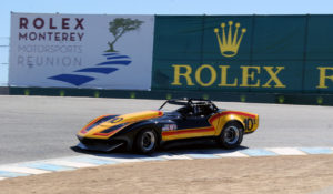 Mike Parks/Pete Klain Corvette at Sonoma Raceway Video