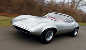 1965 Pontiac Banshee: The Story of the XP-833