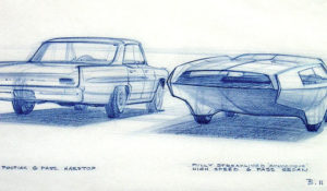 1961 Pontiac Sedan vs. Streamliner