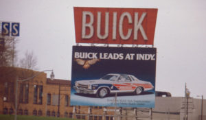 1975 and 1976 Buick Indy Pace Cars