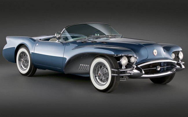 1954 Buick Wildcat Ii Recreation Dean S Garage