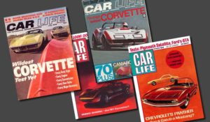 Articles from Car Life Magazine, 1963–1969