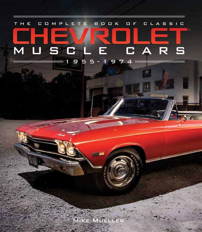 Chevrolet Musclecars Book Review Deansgarage Com