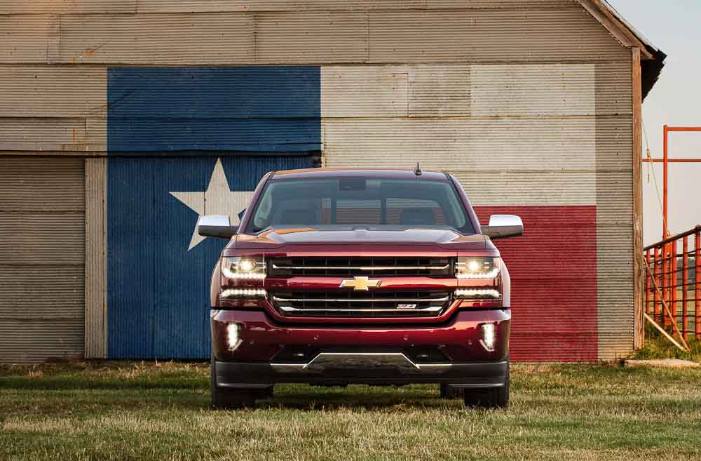 2016 Chevrolet Silverado 1500 Ltz Z71 With Texas Graphic Dean S Garage