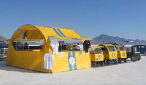 Cyclops Invasion at Bonneville