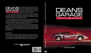 Dean's Garage Book Released