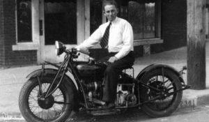 1933 Indian Four Cylinder