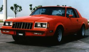 Early History of the Buick Grand National and Performance Design