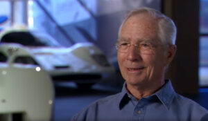 Jim Hall of Chaparral Cars – American Inventors Interview Series