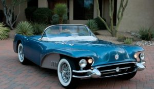 1954 Buick Wildcat II Recreation