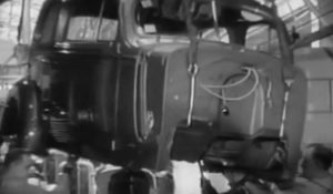 Mesmerizing 1936 Assembly Line Video