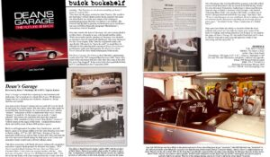 Dean's Garage Review in Buick Bugle