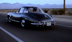 Poetry in Motion—300SL Gullwing