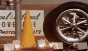1965 Film—The Hot Rod Story, Drag Racing
