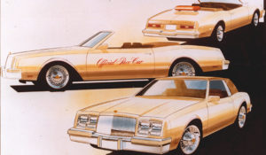 1983 Buick Riviera Indy Pace Car