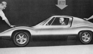 Who designed the Monza GT?