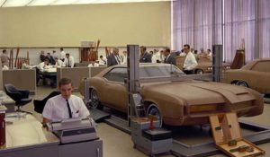 1966 Oldsmobile Toronado Development