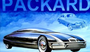 2016 League of Retired Designers Packard Project