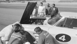 Mickey Thompson First to Race Big Block Z06 in 1963