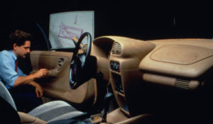 GM Design photos from the early '90s, Part 3