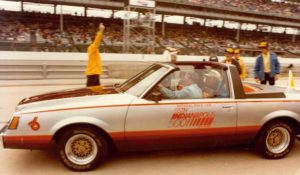 1981 Buick Regal Indy Pace Car