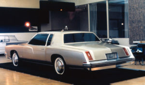 1977 Buick Olds Studio Show Photos