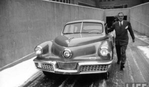 Alex Tremulis and the 1948 Tucker
