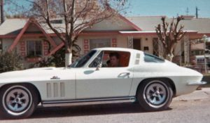 Jim Ray's 1965 Corvette 396 4-speed Coupe