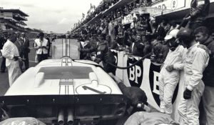 Ford Racing Photo Archives