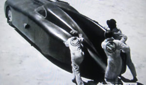 Chrysler Streamliner Mystery Solved?