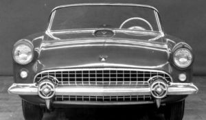 Hatching the 1955 Thunderbird