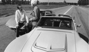 Zora Arkus Duntov and the Sounds of a 1961 Corvette