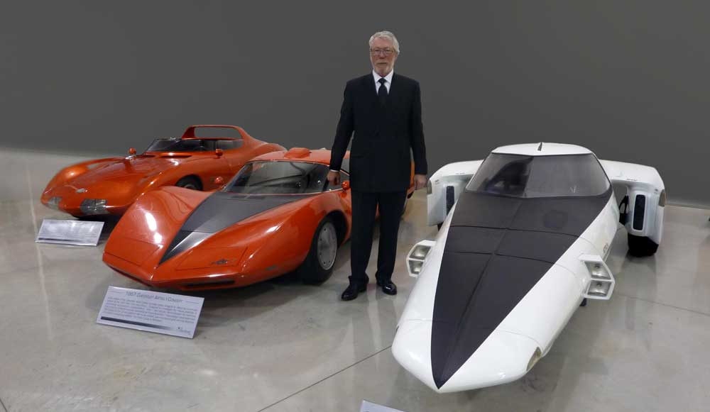 Maestro: Bill Mitchell and the Iconic Cars of GM Styling ...
