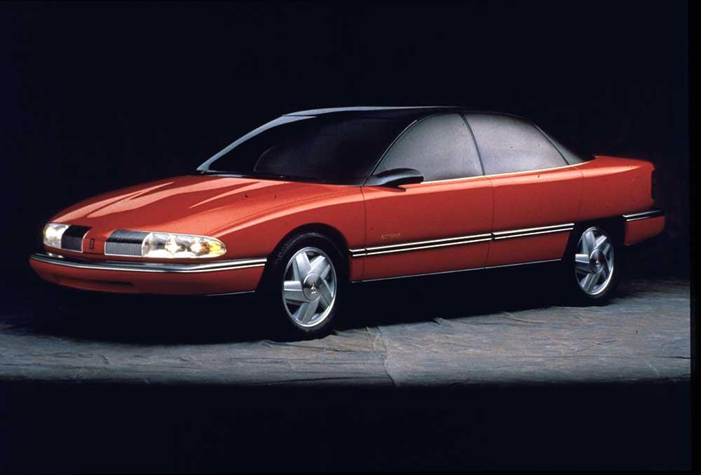 Development of the 1992 Oldsmobile Achieva SCX - Dean's Garage